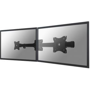 Newstar NewStar Flatscreen Cross bar screen 2 Black 10-27i (FPMA-CB100BLACK)