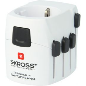 World travel adapter PRO