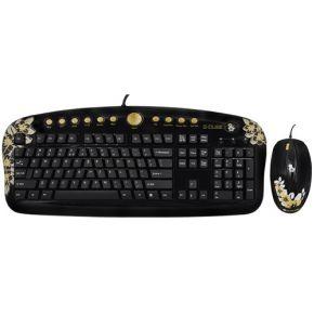 Image of Gembird GKSA-2803SS toetsenbord (Qwertz)