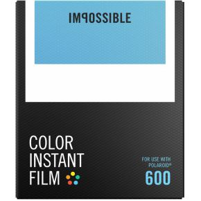Image of Impossible Color Film for 600