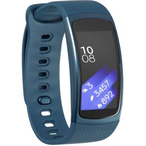 Image of Samsung Gear FIT 2 blauw large