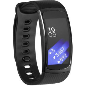 Image of Samsung Gear FIT 2 donker grijs large