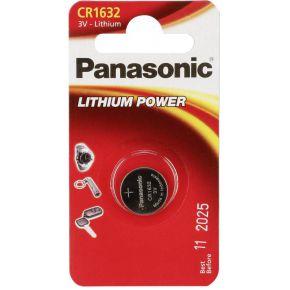 Image of 1 Panasonic CR 1632 Lithium Power