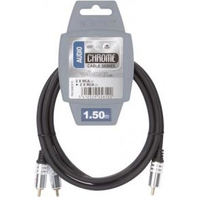 Image of 2 X Rca Audio Plug Naar 2 X Rca Audio Plug / Standaard / 1.50m