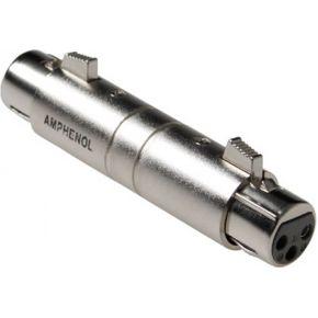 Image of Amphenol AC3F3FW kabeladapter/verloopstukje