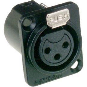 Image of Amphenol AC3FDFB kabeladapter/verloopstukje