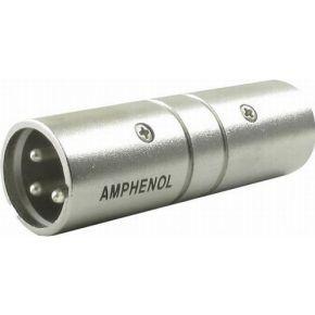 Image of Amphenol AC3M3MW kabeladapter/verloopstukje