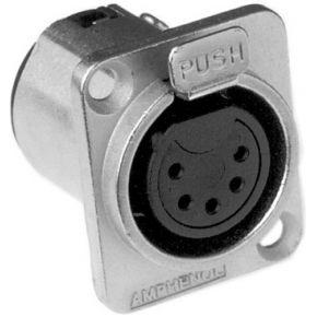 Image of Amphenol AC5FDZ kabeladapter/verloopstukje