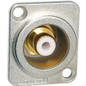Image of Amphenol ACJD-WHT kabeladapter/verloopstukje
