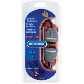 Image of Bandridge BCL1402 DVI kabel