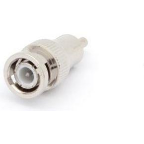 Image of Bnc Mannelijk Naar Rca Mannelijk Adapter - (10 st.)