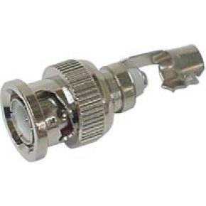 Image of Bnc Mannelijke. Schroefaansluiting - (10 st.)