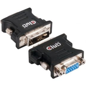 CLUB3D DVI to VGA video converter-adapter