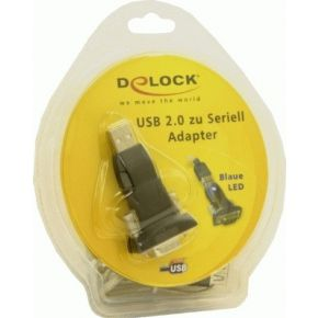 DeLOCK USB 2.0 to Serial Adapter (61425)