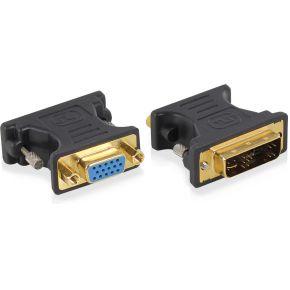Ewent Ew9850 adapter dvi-a male- vga female Eenh. 1 stk (EW9850)