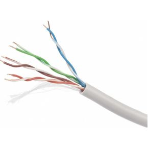Upc-5004e-so Upc-5004e-so Utp Solid Gray Cable. Cat.5e 1000 Ft
