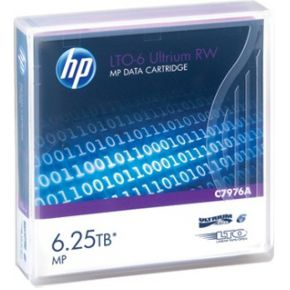 Image of Hewlett Packard Enterprise C7976AH lege datatape