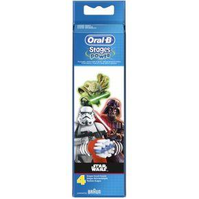 Braun Oral-B Aufsteckbrsten StarWars 4er