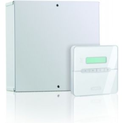 Image of ABUS AZ4000 Alarmcentrale met 9 zones Terxon SX met LCD-bedieningspaneel Alarmzones 8 + 1 sabotagezone Signaaltransmissie Kabelgebonden