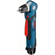 Robert bosch Professional haakse boormachine gwb10,8-li 2x2,0ah lboxx, blauw