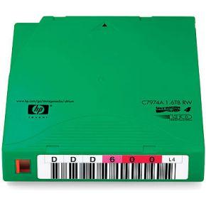 Image of Hewlett Packard Enterprise LTO-4 Ultrium 1.6TB RFID