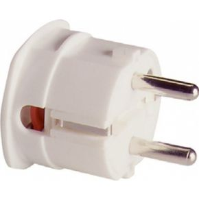 Image of 1107110 - Schuko plug white 1107110