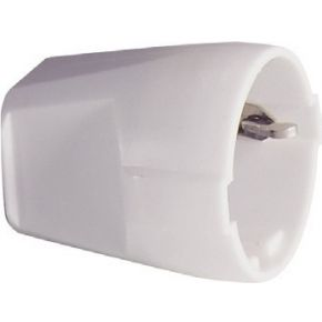 Image of 1176110 - Schuko coupler plastic white 1176110