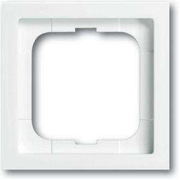 Image of 1721-184K - Frame 1-gang white 1721-184K