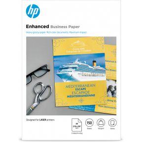 Laserpapier HP CG965A 150gr A4 glans wit 150vel