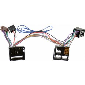 ISO2CAR mute-adapter voor Audi-Skoda-Seat- VW