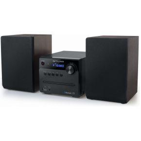 Muse M-77 BT Micro set 10W Zwart home audio set