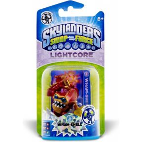 Image of Activision Skylanders: SWAP Force - Lightcore Wham-Shell Toy action figure