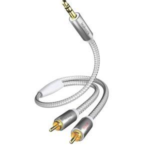 In-Akustik Premium Audiokabel 1,5m