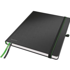 Leitz Complete iPad formaat Notitieboek Zwart Geruit  95 g-m