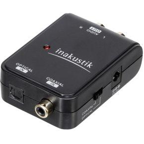 Image of In-akustik Star Digital Audio Converter Toslink - Cinch