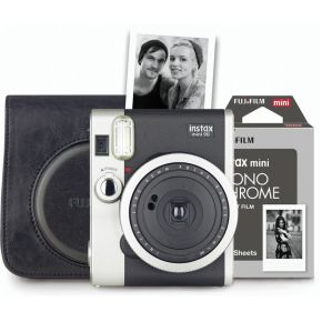 Image of Fujifilm Instax Mini 90 zwart Retro Set