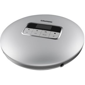 Image of Grundig CDP 6600 Silver/Black