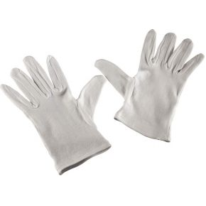 Hama Hama Cotton Gloves Size M           8471 (00008471)