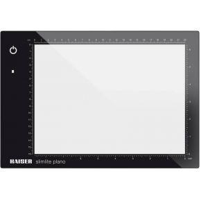 Image of Kaiser lichtplaat plano 22x16cm LED