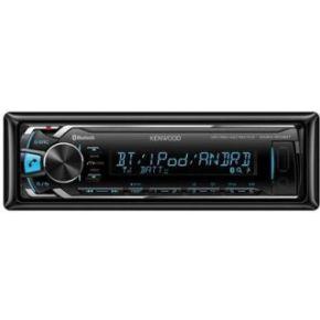 Kenwood KMM-303BT Digital Media receiver met ingebouwde Bluetooth