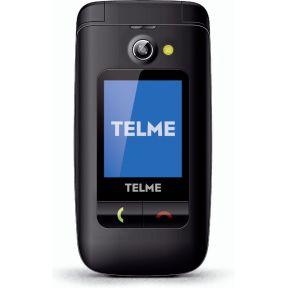 Telme Senioren clamshell telefoon Laadstation Spacegrijs