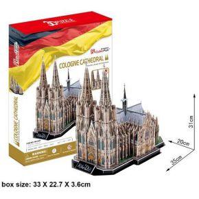 3D Puzzel Cologne Cathedral Keulen 179st.