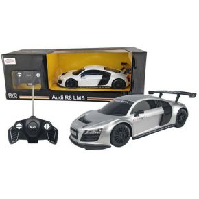 Image of Audi R8 Rc 1:18 Silver