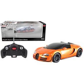 Image of Bugatti Veyron Rc 1:18 Orange