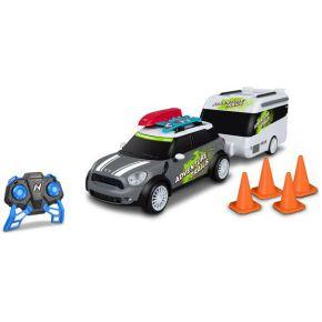 Nikko Rc Mini + Caravan