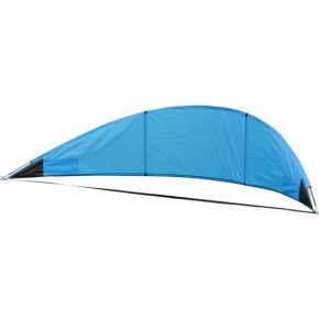 Summertime Strandscherm Blauw 310x70cm