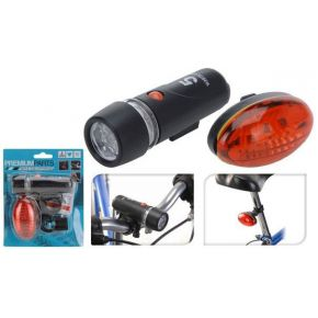 Fietsverlichting Set LED