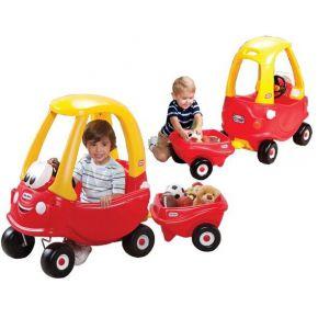 Little Tikes 'Cozy Coupe' Aanhangwagen Rood