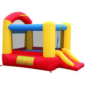 Image of Slide And Hoop Bouncer