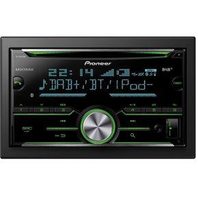 Pioneer FH-X840DAB CD-MP3-Autoradio met BT, USB, DAB-DAB+ en Spotify Control